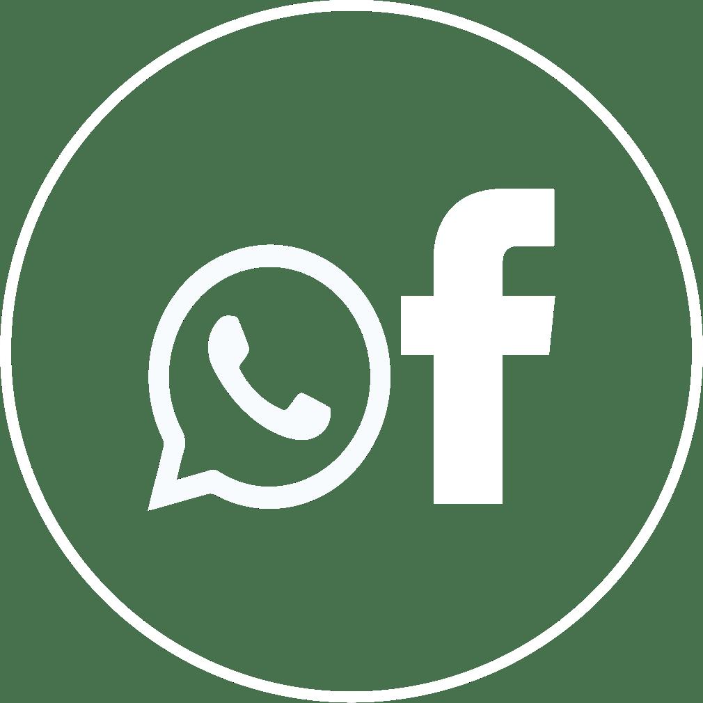 Integración con Whatsapp y Facebook