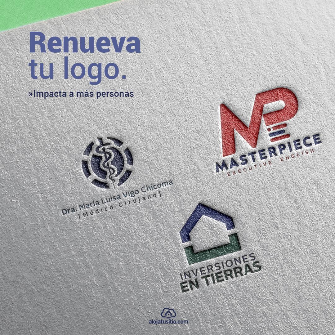 Diseño de logos a clientes